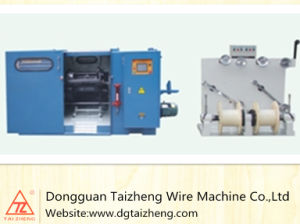 Pure Copper Insulated Wire Bunching Machine pictures & photos