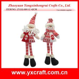 Christmas Decoration (ZY13L430-1-2 42CM) Christmas Snowman pictures & photos