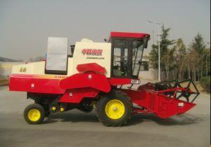 Wheel Type Best Price for Mini Combine Harvester pictures & photos