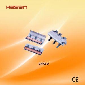 Copper-Aluminium Parallel Groove Clamp (bimetal PG clamp, CAPG clamp) pictures & photos