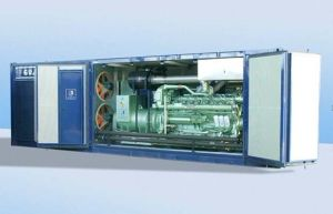 Silent Gas Generator Set (30kVA-4000kVA) pictures & photos
