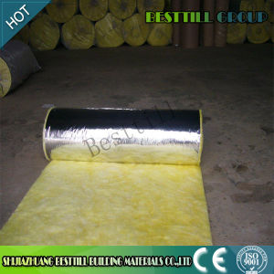 Heat Insulation Material Glass Wool Felt