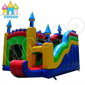 Holiday Living Cheap Child Bouncer with Slide pictures & photos