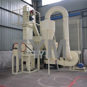 High Quality Raymond Mill Calcium Carbonate Machinery pictures & photos