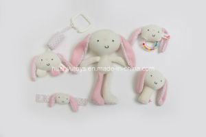 Knitting Plush Baby Gift Animal Toy Set pictures & photos