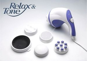Relax Tone Body Massager, Slimming & Fitness As400