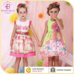 Baby Girls Gauze Dresses, Party Apparel for Children