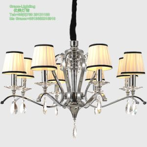 MOQ 1PC New Design Crystal Chandelier (GD-182-8) pictures & photos