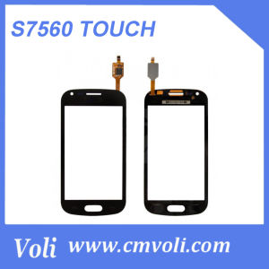 Mobile Phone Glass Touch Screen for Samsung Trend S7560 pictures & photos