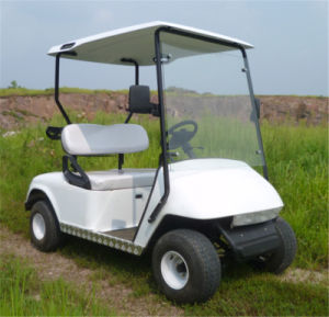 2 Seaters Gas Powered Golf Cars pictures & photos