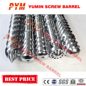 The Best Single Screw Barrel for Blow Moulding Machine Price pictures & photos