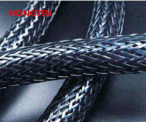 Nylon Flat Filament Braided Sleeving pictures & photos