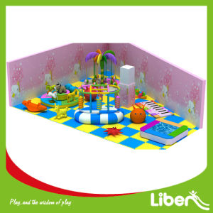 Games Ceter Inside Jumping City with Playground and Inflatables pictures & photos
