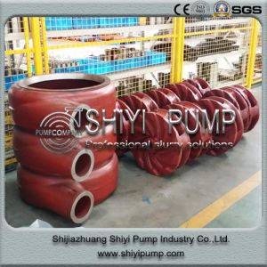 Anti- Corrosion Chemical Processing Centrifugal Slurry Water Treatment Slurry Pump Parts pictures & photos