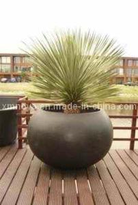 Fiberglass Terrazzo Plant Pot / Planter for Garden Decoration pictures & photos