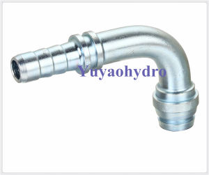 Flange Connector Crimp Hose Fittings Hydraulic Hose Fittings pictures & photos