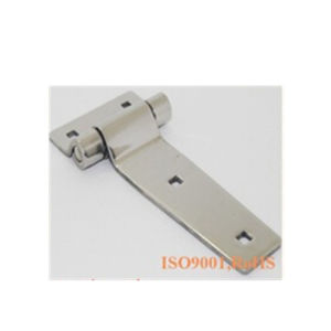 Customized Window Hinges Carbon Steel Flat Round Bar Hinges pictures & photos
