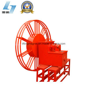 Best Quality of Spring Cable Hose Reel for Air and Oil pictures & photos