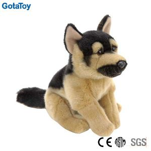 High Quality Custom Plush German Shepard Stuffed Soft Toy pictures & photos