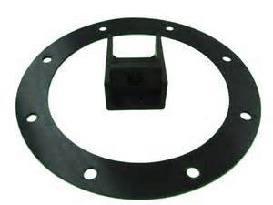 Custom Viton Rubber Gasket pictures & photos