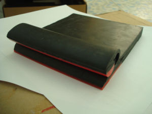 Rubber Seal Sheet /Rubber Skirt Board Used at Chute End to Prevent Material Spillage pictures & photos