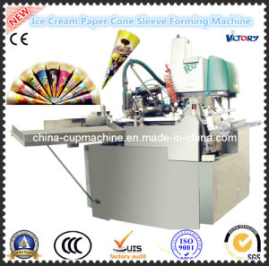 2014 CE Standard Automatic Paper Cone Sleeve Forming Machine