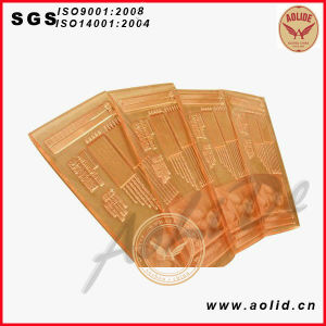 2.54mm Hot Sale Environmental Photosensitive Resin Photopolymer Plate for Printing pictures & photos