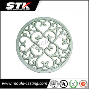 Custom Best Sales Aluminum Die Casting Decoration Parts (STK-ADD0002) pictures & photos