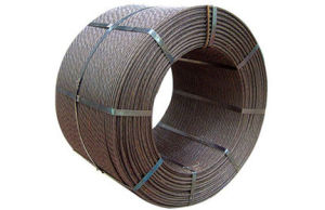 Zinc Coated Steel Wire ASTM A475/BS 183 Standard Gsw pictures & photos