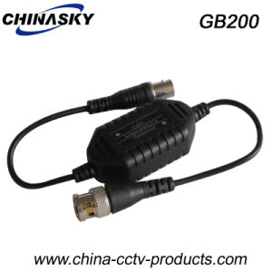 CCTV Video Ground Loop Isolator for CCTV System (GB200) pictures & photos