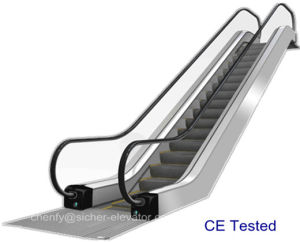 Srh Ce Tested En115 Proved China Stair Escalator pictures & photos