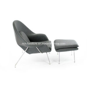 Home/ Restaurant/ Office Chair Replica Saarinen Womb Chair Dsw Chair pictures & photos