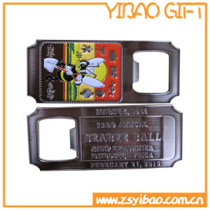 Custom Logo Bottle Opener with Keychain Attachment (YB-BO-07) pictures & photos