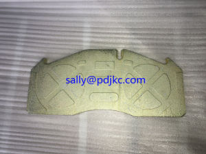 Cast Iron Backing Pate Brake Pad 29090 pictures & photos