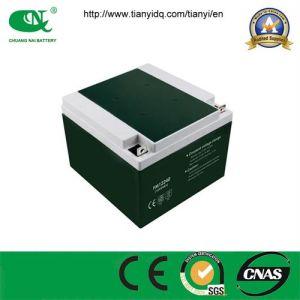 Backup Battery 12V24ah Lead Acid Battery for Medical System