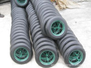 Rubber Barrow Wheel pictures & photos