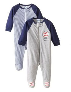 Baby and Little Boys Blanket Sleepers Clothes pictures & photos