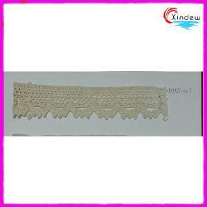 Fashion Style Width 2.5cm Cotton Crochet Lace pictures & photos