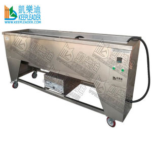 Window Blind Ultrasonic Cleaning Machine of 2m, 2.4kw, 28kHz