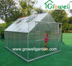 8′ Wide Aluminium Walk-in Greenhouse (SP8 sereis) pictures & photos