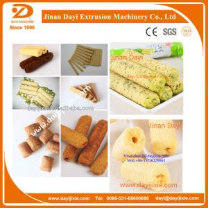 Directly Extruded Corn Puff Snack Food Machine pictures & photos