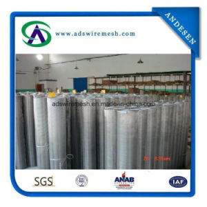 Stainless Steel Welded Wire Mesh, 8% Nickel Stainless Steel Wire Mesh pictures & photos
