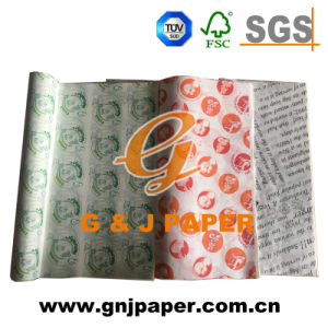 25*35cm Printed Mg Sandwich Paper for Packaging pictures & photos