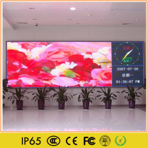 High Definition Indoor LED Video Display pictures & photos