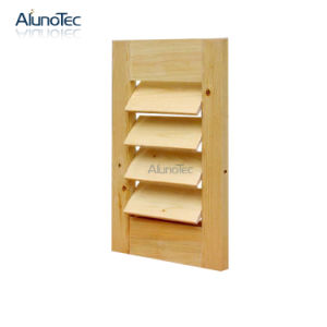 Customized Controllable Wooden Shutter for Window and Door pictures & photos
