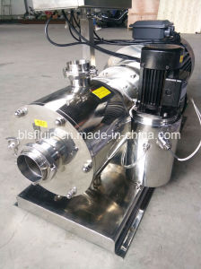 Three Stage Homogenizer Pump High Cooling Dispersion Mixer pictures & photos