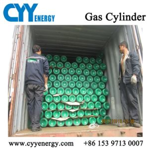 40L China Factory Cheap Price Steel Oxygen Cylinder pictures & photos