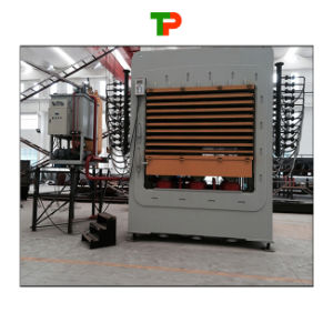 Multilayer Hot Press for Furniture Board pictures & photos