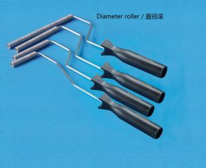 12*100 Aluminum Diameter Roller for FRP pictures & photos