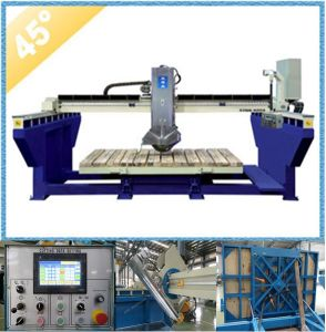 Automatic Bridge Saw for Cutting Granite Marble Counter&Vanity Tops&Tiles pictures & photos
